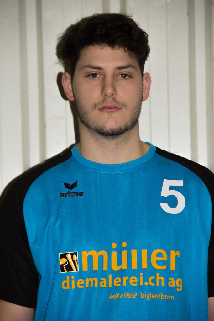 #5 Philip Aebischer