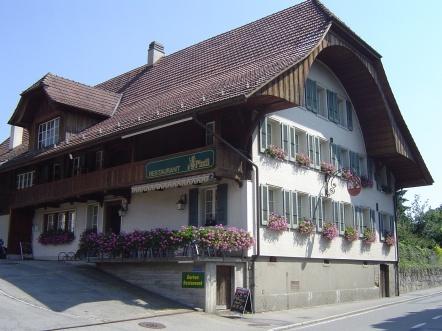 Restaurant Pintli, Grosshöchstetten