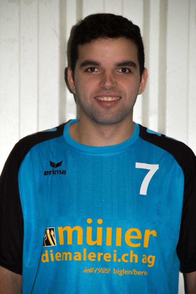 #7 Alain Hamdi